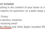 iWork for iPhone tipped in new leak on Apple site