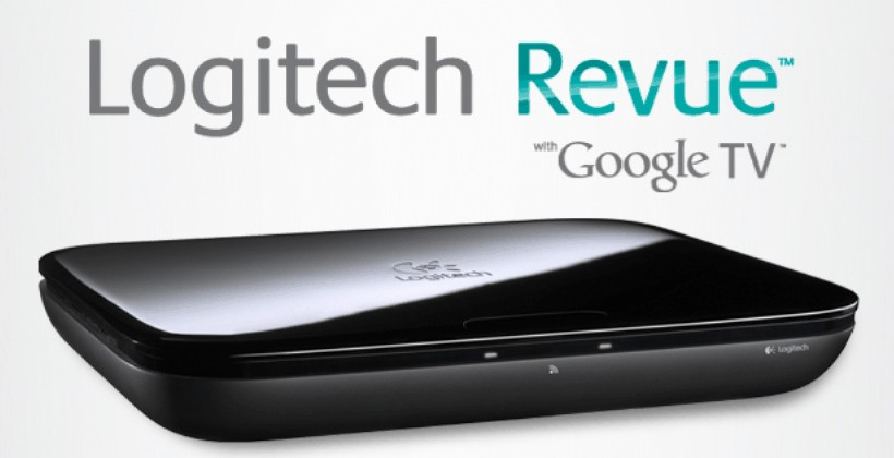 Logitech Revue with Google TV gets christened