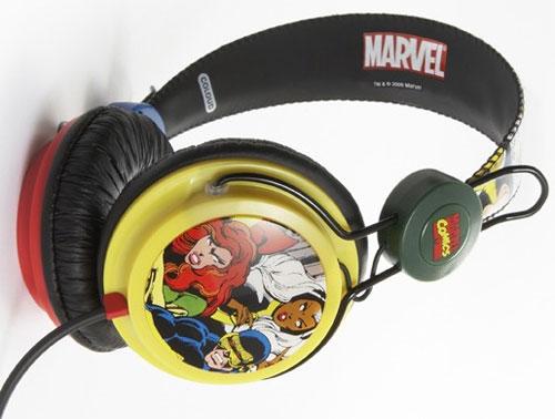 Coloud drops geeky Marvel headphones