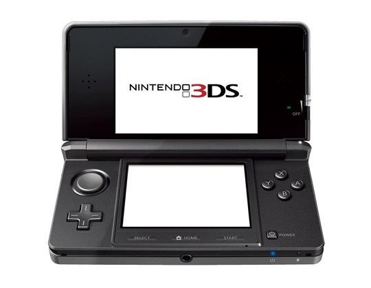 Nintendo 3DS Not Landing in UK Until December