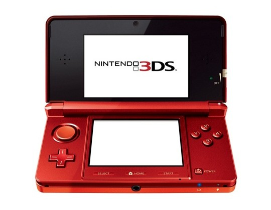 Nintendo 3DS Could Cause Headaches With Long Periods of Play