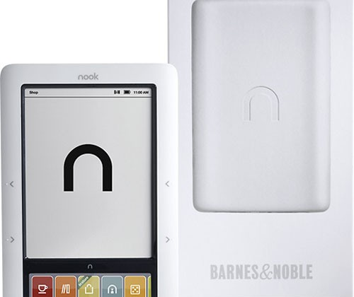 WiFi only Nook turns up at Best Buy on the cheap
