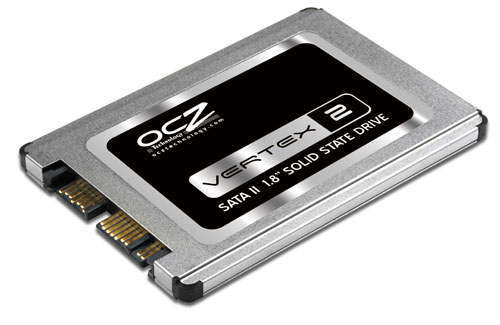 OCZ goes official with new 1.8-inch Vertex 2 and Onyx SSDs