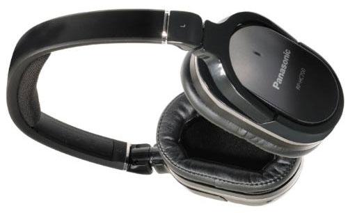 Panasonic RP-HC700 noise cancelling headphones block 92% of external noise