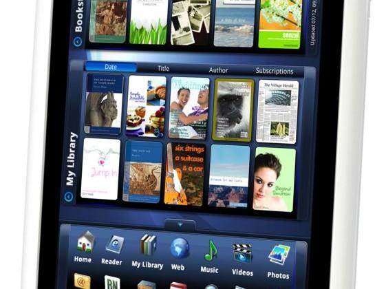 Pandigital Novel pulled for a month-long firmware fix