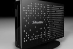 Shuttle X350 Slim PC lives up to its name