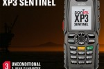 Sonim XP3 Sentinel phone keeps lone workers safe