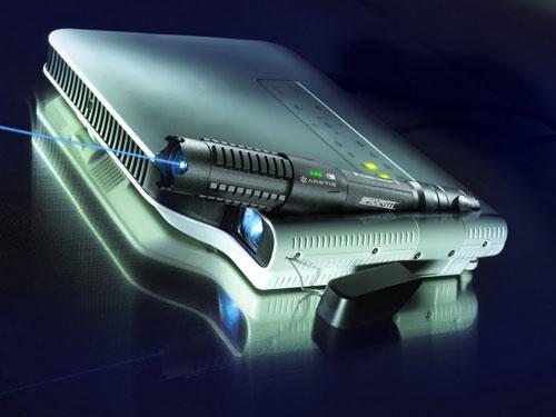 Wicked Lasers Spyder III Pro Arctic laser pointer isn't from a galaxy far, far away
