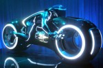 OMG… Street legal Tron lightcycle up for auction!