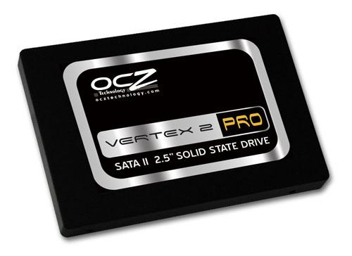 OCZ announces new Vertex 2 Pro and Vertex 2 EX SSDs
