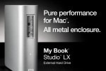 Western Digital debuts My Book Studio LX for Mac