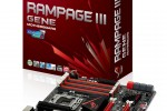 ASUS ROG Rampage III GENE packs gaming punch into microATX
