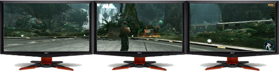 AVADirect Announces Availability of NVIDIA's 3D Vision Surround Technology in Core i7 PCs