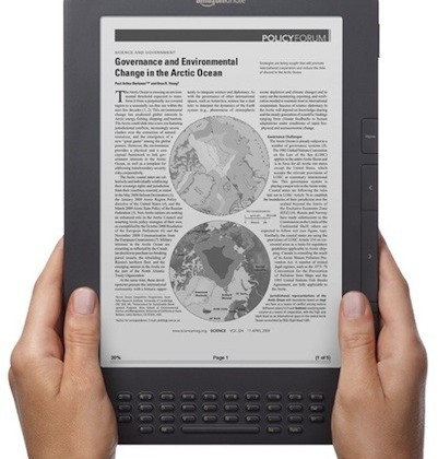 Amazon Kindle DX Graphite Now Shipping to Customers