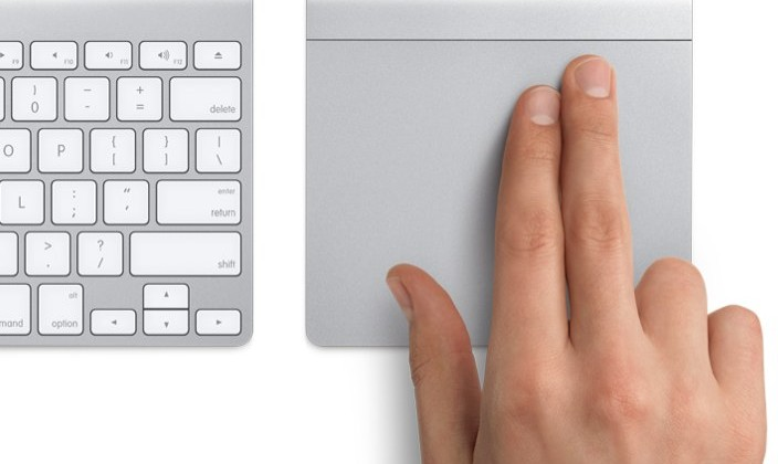Apple Magic Trackpad official: $69 multitouch peripheral