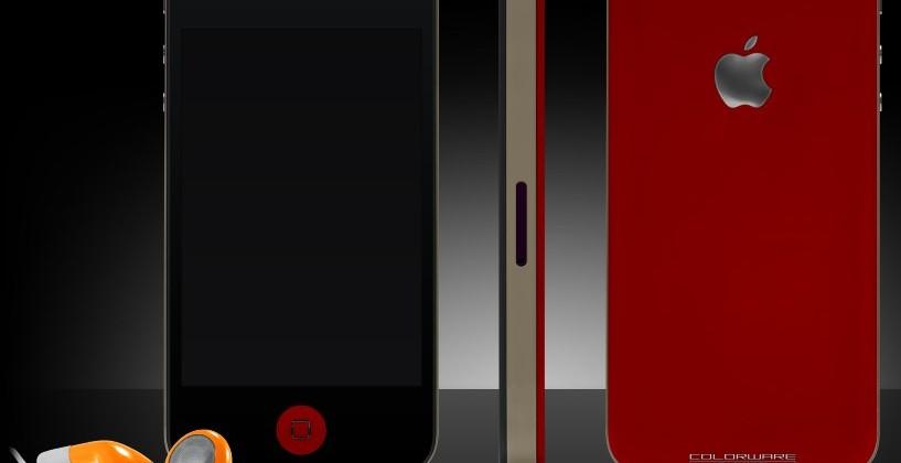 Colorware iPhone 4 tests taste and wallet