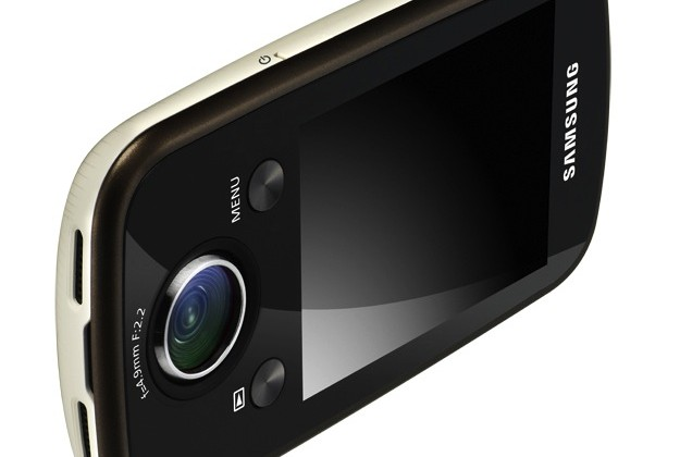 Samsung HMX-E10 swivelling 1080p HD pocket camcorder outed