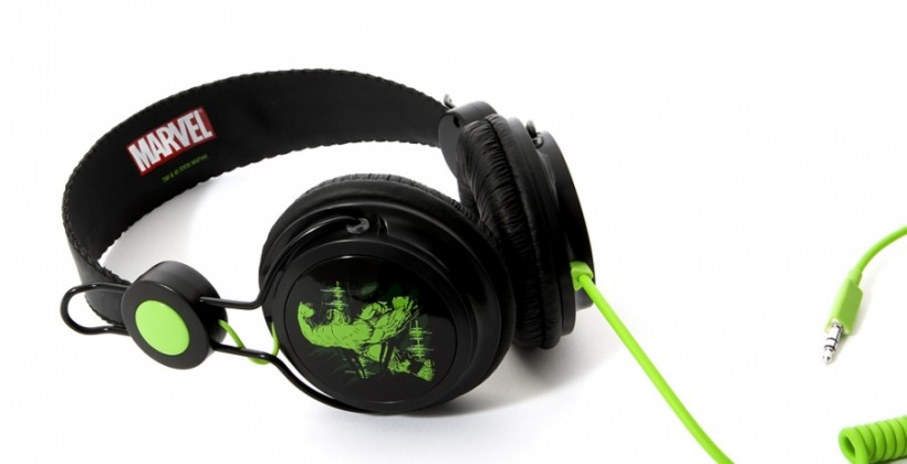 SlashGear Coloud Marvel Headphones Giveaway