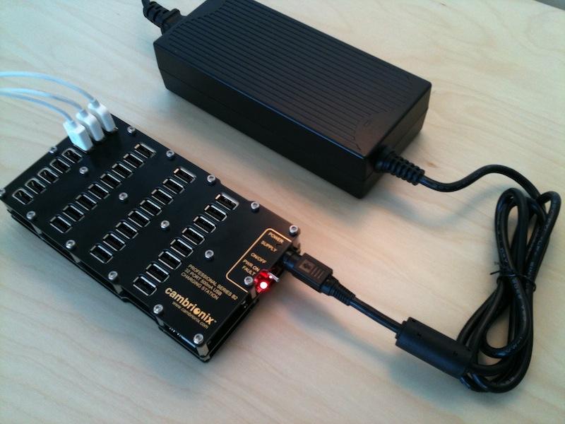 Выпустила профессиональное зарядное устройство Series В2, рас…