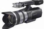 Sony NEX-VG10 interchangeable lens HD camcorder throws off concept shackles