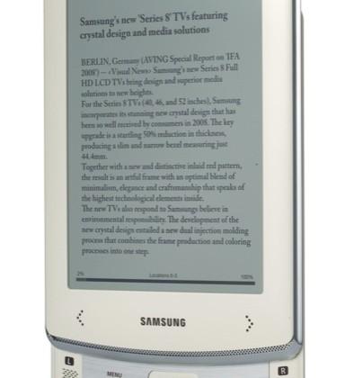 """Samsung freeze US ereader plans due to """"current market dynamics"""""""