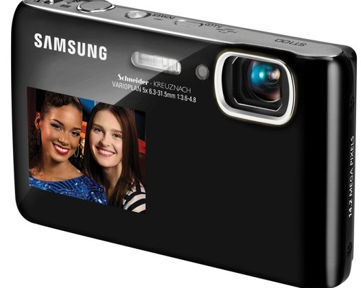 Samsung DualView ST600 and ST100 Break Cover, Due Some Time Soon