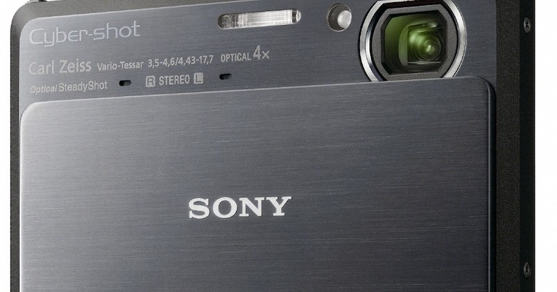 Sony Cybershot WX5 and TX9 cameras pack 3D panorama & Full HD