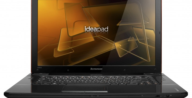 Lenovo IdeaPad Y560d 3D notebook on sale now