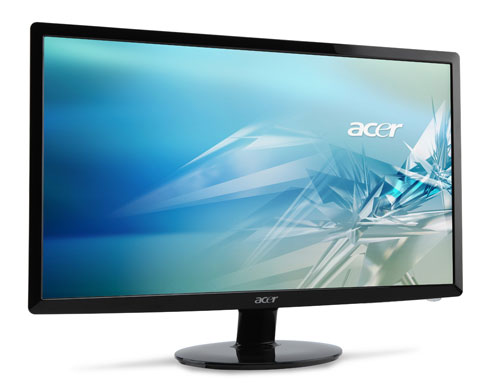 Acer S1 ultra-thin displays debut