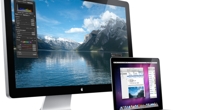 Apple 27-inch LED Cinema Display official: $999 from August