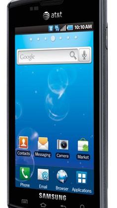 Samsung Captivate hits AT&T July 18th
