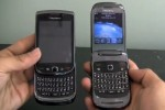 BlackBerry 9670, 9800 and 9300 get video fondle