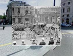Cool camera app puts historical scenes into modern pics