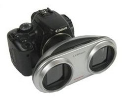 Loreo lens makes your Canon DSLR a 3D camera