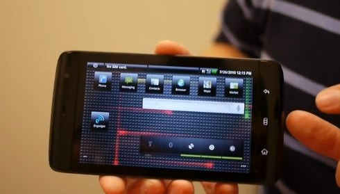 US Dell Streak: no T-Mobile 3G confirmed, Android 2.1 gets video demo