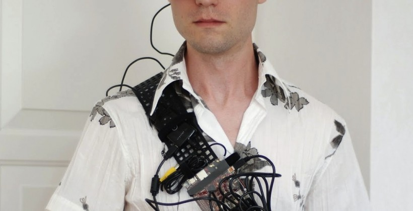 DIY wearable computer uses Beagleboard & wireless keyboard