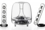 Harmon Kardon Soundsticks III: minor update to design classics