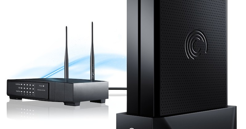 Seagate GoFlex Home NAS promises easy media-sharing