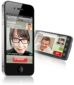 Fring adds 2-way 3G video calls to iPhone 4 [Video]