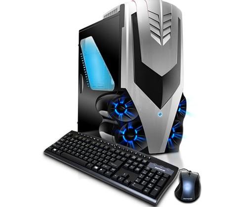 iBUYPOWER unveils new Paladin E370 and F860NVIDIA GTX 460 gaming desktops