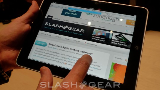 OLED iPads coming late 2010 tip insiders; everyone else stays sceptical