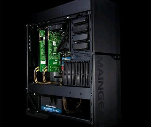 Maingear crams new GTX 460 video card into gaming PCs