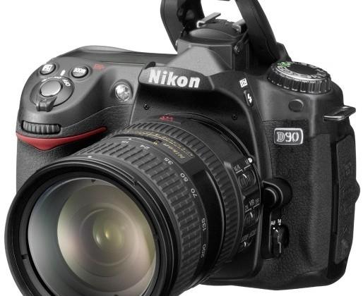 Nikon D90 DSLR demo unit recall tips incoming replacement