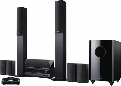Onkyo unveils HT-S6300 and HT-S7300 3D-ready home theater in a box systems