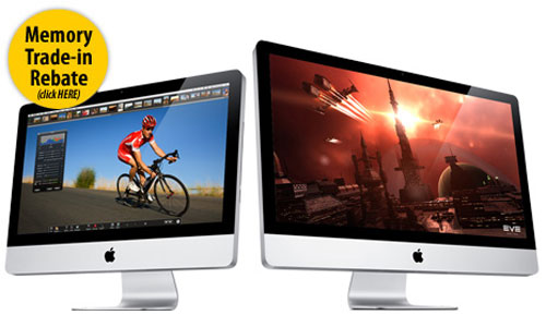 OWC offers RAM upgrades for new iMac