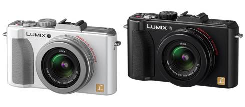 Panasonic Lumix DMC-LX5 10.1MP point-and-shoot arrives