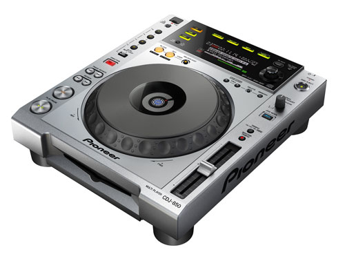 Pioneer debuts new CDJ-850 digital media player for DJs