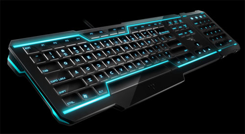 Razer gives up slightly less vague launch date for Tron peripherals