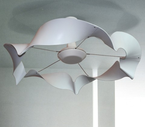 Ribbon Ceiling Fan wins award for efficient design