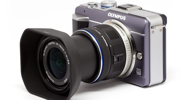 Olympus PEN E-PL1 Micro 4/3 Digital Camera Review